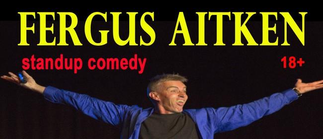 Fergus Aitken: Stand-Up Comedy