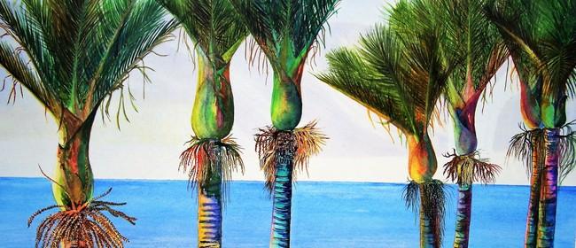 Contemporary Acrylic Landscapes