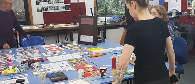 Art Workshop: Drawing and Sketching