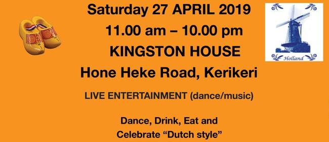 Dutch Festival - Koningsdag