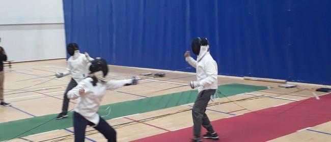 Tuatahi Fencing - Beginners: 10 Years - Adults