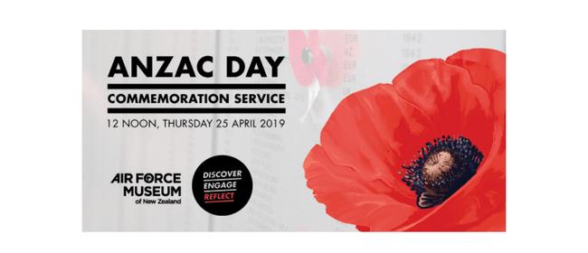 Anzac Day Commemorative Service
