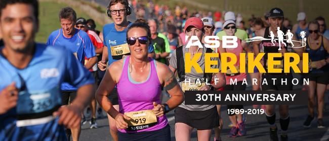 ASB Kerikeri Half Marathon