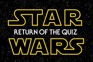Star Wars: Return of the Quiz (All Ages)