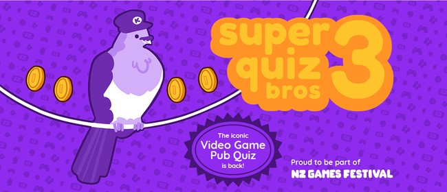 Super Quiz Bros 3