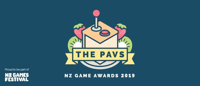 The Pavs - NZ Game Awards 2019
