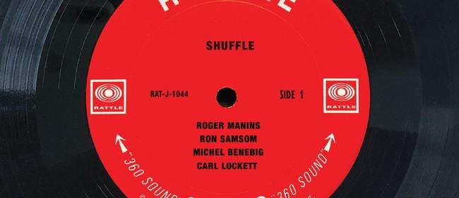 Creative Jazz Club: SHUFFLE Release (New Caledonia/NZ)