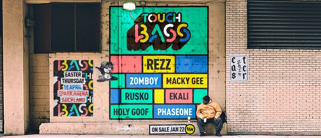 Touch Bass 2019: SOLD OUT