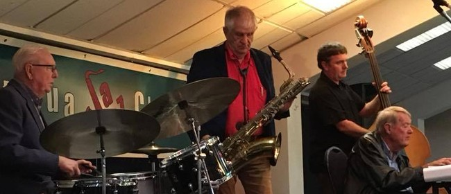 Waikato Jazz Society - The Joe Carbery Swingtet