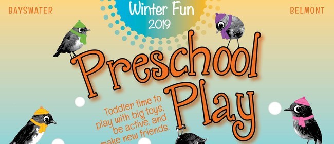 Winter Fun Preschool Play Sessions 2019