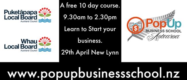 PopUp Business School