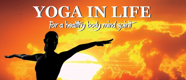 Yoga In Life - Trauma Sensitive Yoga Koha Class