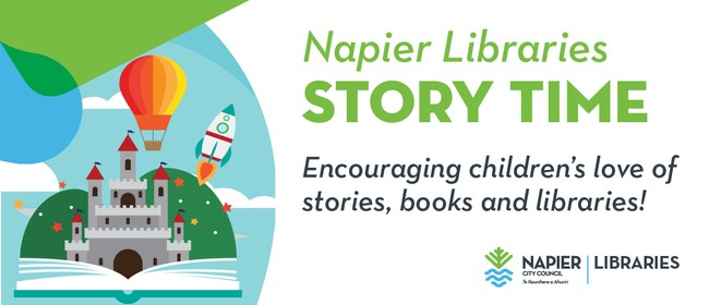 Taradale Library Storytime