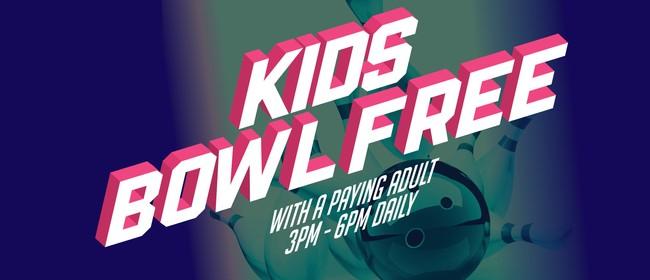 Kid's Bowl Free