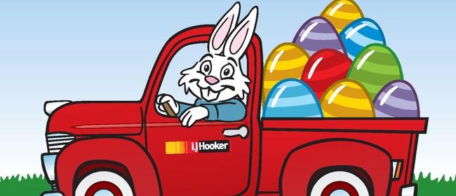 LJ's Easter Egg Hunt