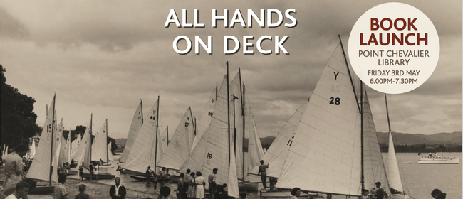 Point Chev Sailing Club Centenary Book Launch and Exhibition