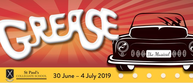 Grease - St Paul's School Production 2019