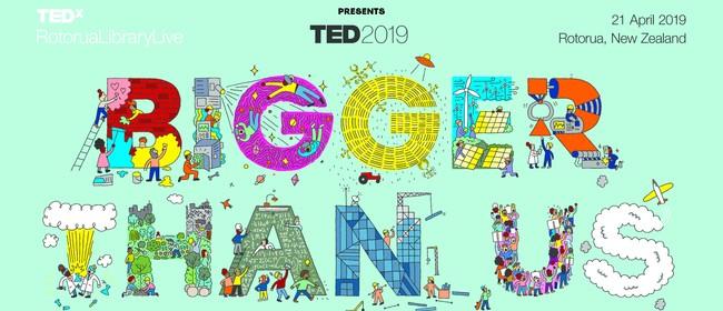 TEDxRotoruaLibraryLive