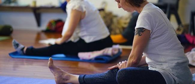 Yoga with Elise in Kāpiti, Ōtaki - All Levels