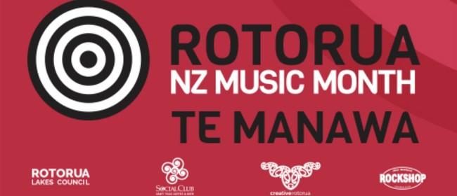 Celebrating NZ Music Month