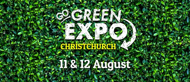 Christchurch Go Green Expo 2019