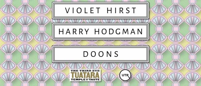 Violet Hirst, Harry Hodgman, Doons