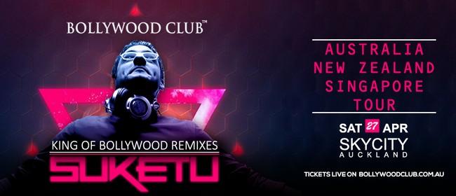 Presenting India's #1 Remixer – DJ Suketu