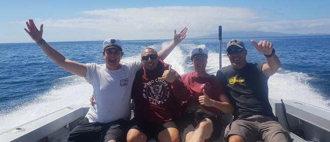 Hauraki Gulf Fishing Charter