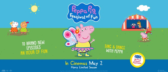 Peppa Pig: Festival of Fun - Auckland - Stuff Events