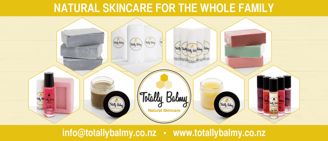 Totally Balmy - Pop Up Shop
