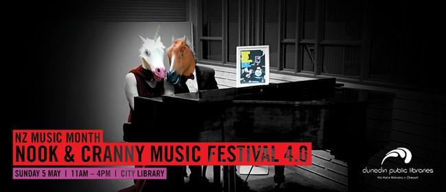 Nook & Cranny Music Festival 4.0