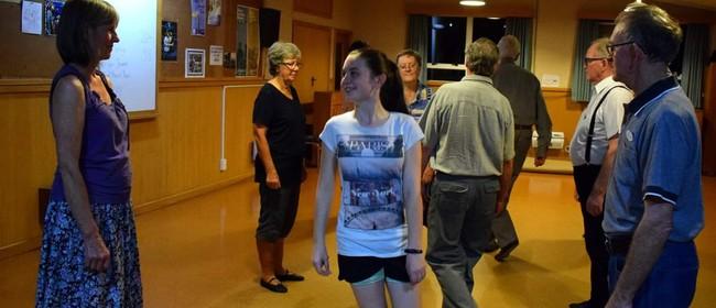 Strathallan Scottish Country Dance Club. Beginners Class.