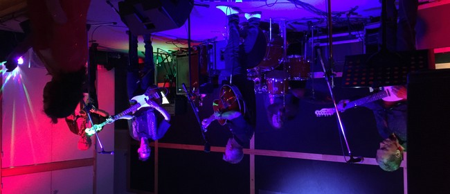 Nitro Rockers – Brendon Ham Rock & Roll Band