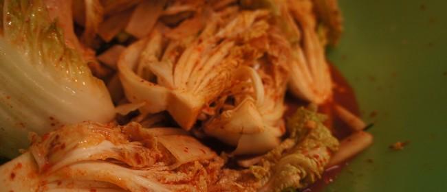 Make Your Own Kimchi Workshop