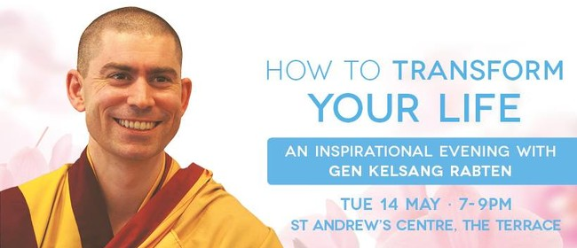 How To Transform Your Life - An Inspirational Evening