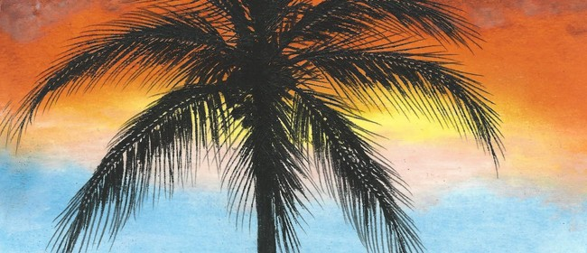 Sunset in Oil Pastel 1-day Art Workshop