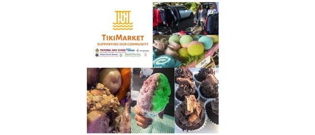 Tikipunga Community Market