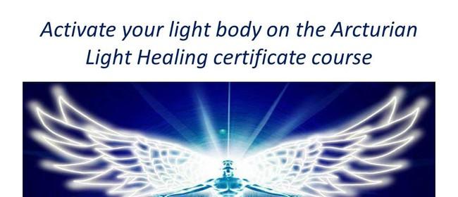 Arcturian Light Healing Certificate Course
