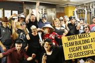 Escape Mate Work Functions & Team Building Activities