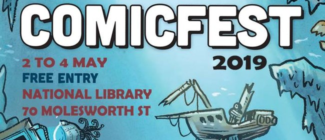 ComicFest 2019: The Ascent of Children's Comics