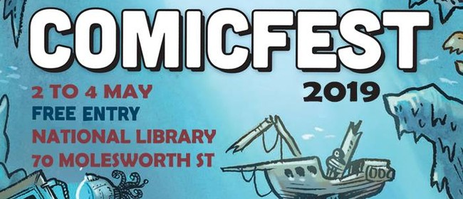 ComicFest 2019: All Day Programme