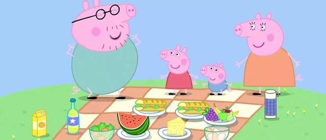 Peppa Pig Family Fun Day & Picnic