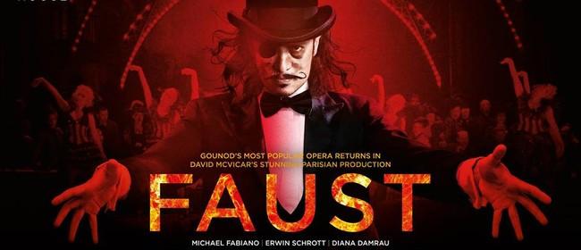 Royal Opera House – Faust