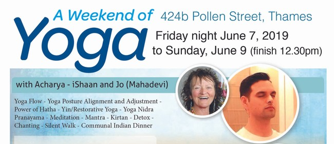A Weekend of Yoga