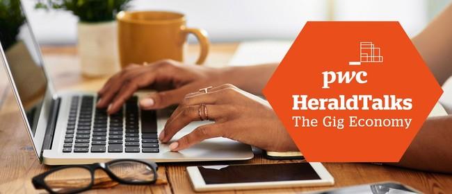 PwC Herald Talks - The Gig Economy: Future of The Workforce