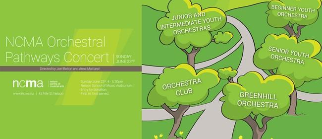 Orchestral Pathways Concert