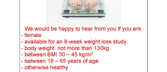 Weight Loss Study