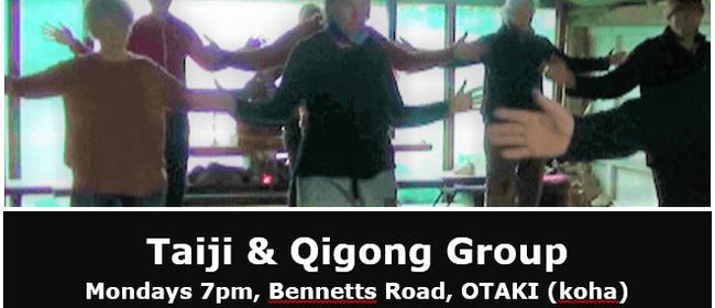 Taiji and Qigong Classes