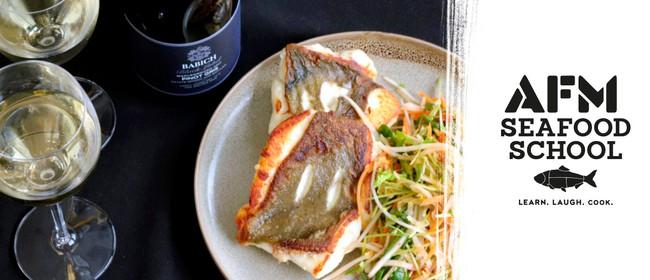Seasonal Seafood – Fizz and Fins
