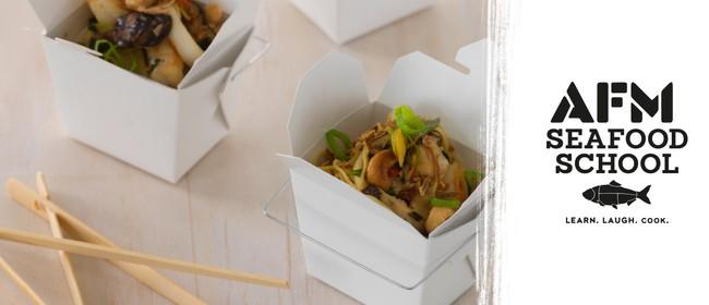 Seasonal Seafood – Taste of East Asia